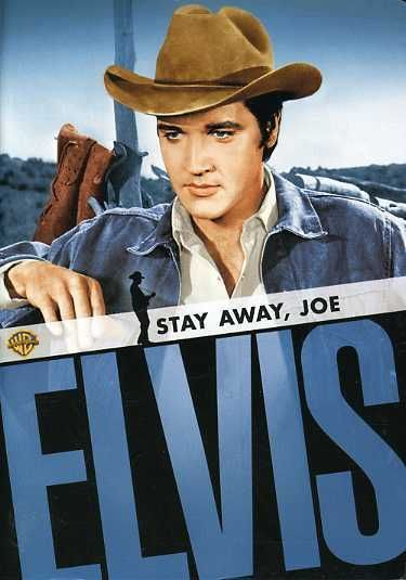 Stay Away Joe DVD 2007 Widescreen ELVIS Theatrical Trailer 5 FREE CARDS SEALED $34.85