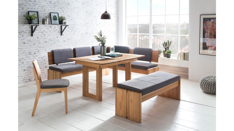Esszimmer Essecke Essgruppe Truhen Eckbank Esstisch Tisch Stühle In Beste  Eckbank Mit Truhe