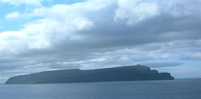 Skuvoy, Faroe Islands.