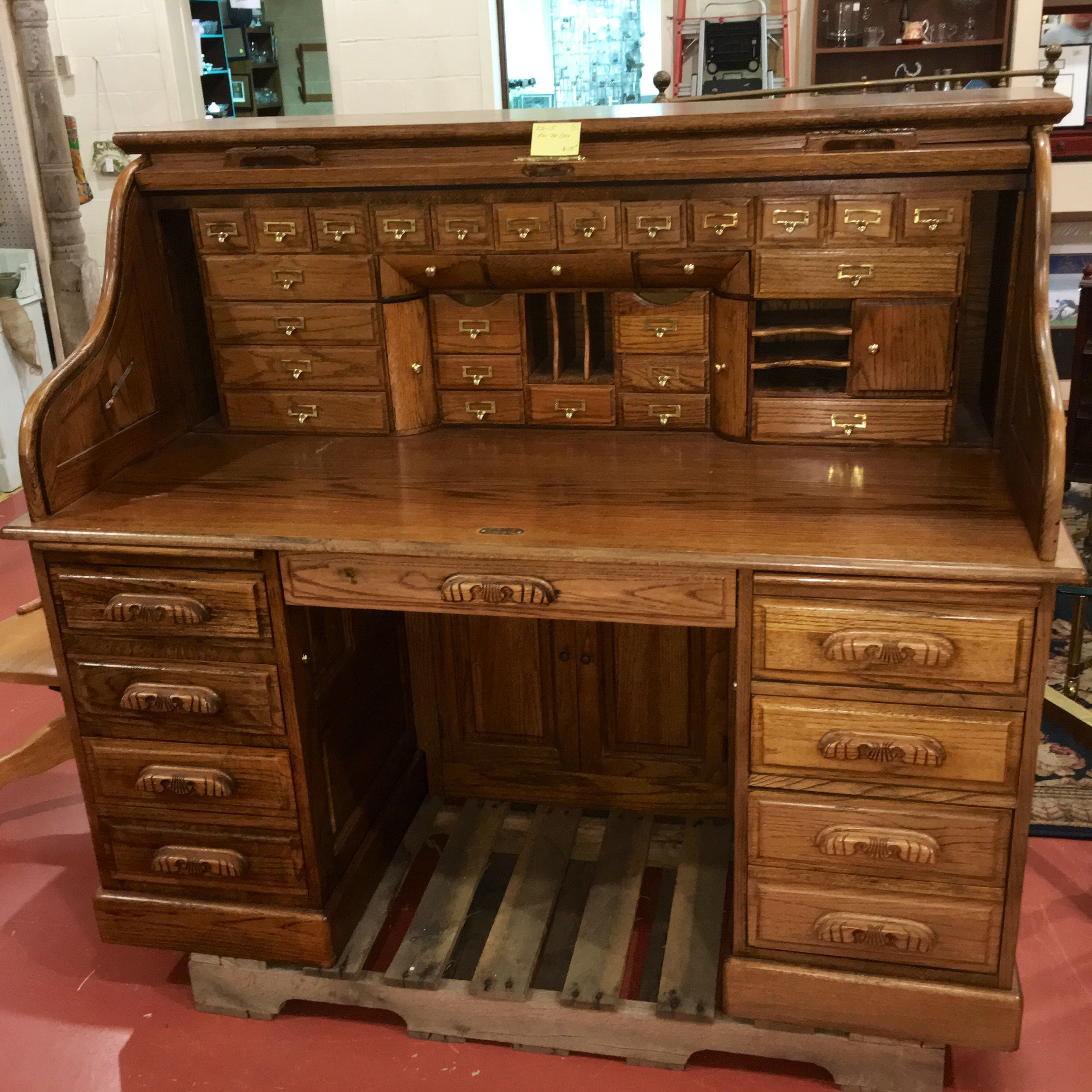 Roll Top Desk 1 095 Come In And See If You Can Find The 10 Off