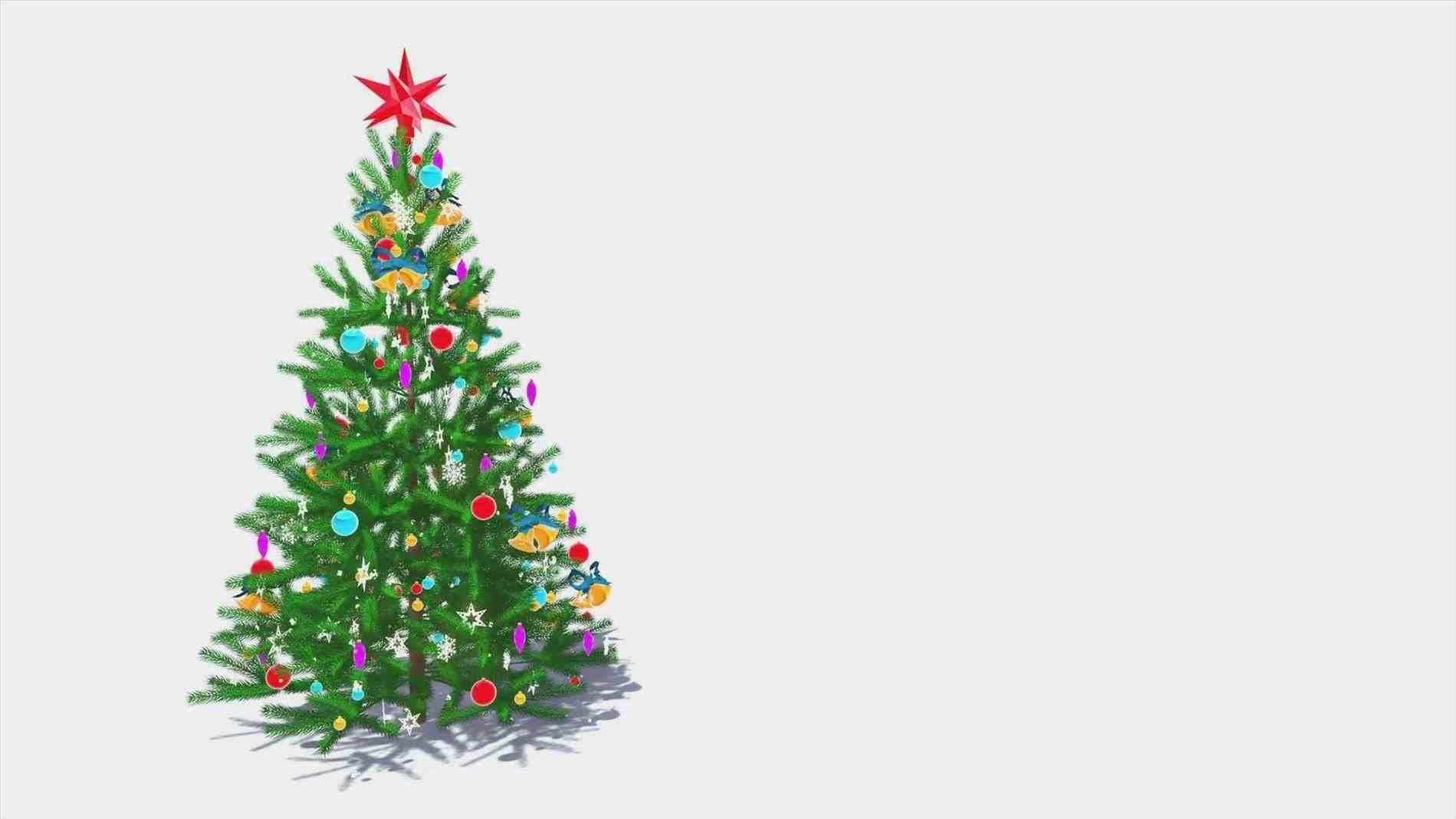3d christmas tree Xmast Decors