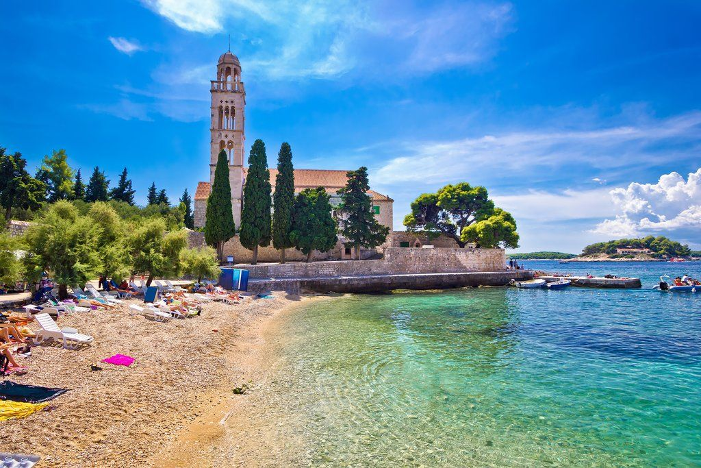 Highlights Of Croatia Zagreb To Dubrovnik 8 Day Itinerary Kimkim Honeymoon Destinations Beautiful Islands Croatia Travel