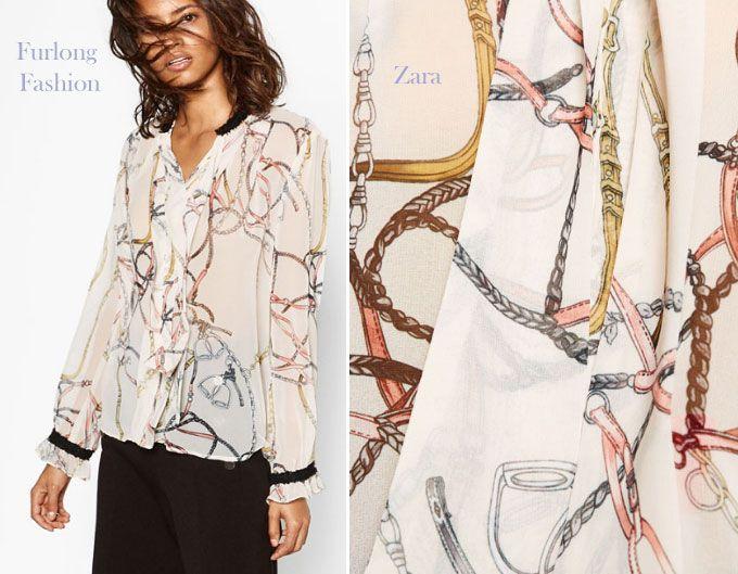 equestrian shirt furlong fashion Zara Racing Fashion Fashion At The Races