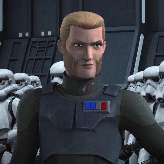 Imperial Security Bureau Agent Alexsandr Kallus Star Wars Empire Star Wars Ships Star Wars Costumes He is the secondary antagonist in star wars rebels season 1, the quaternary antagonist in season 2. star wars empire star wars ships star