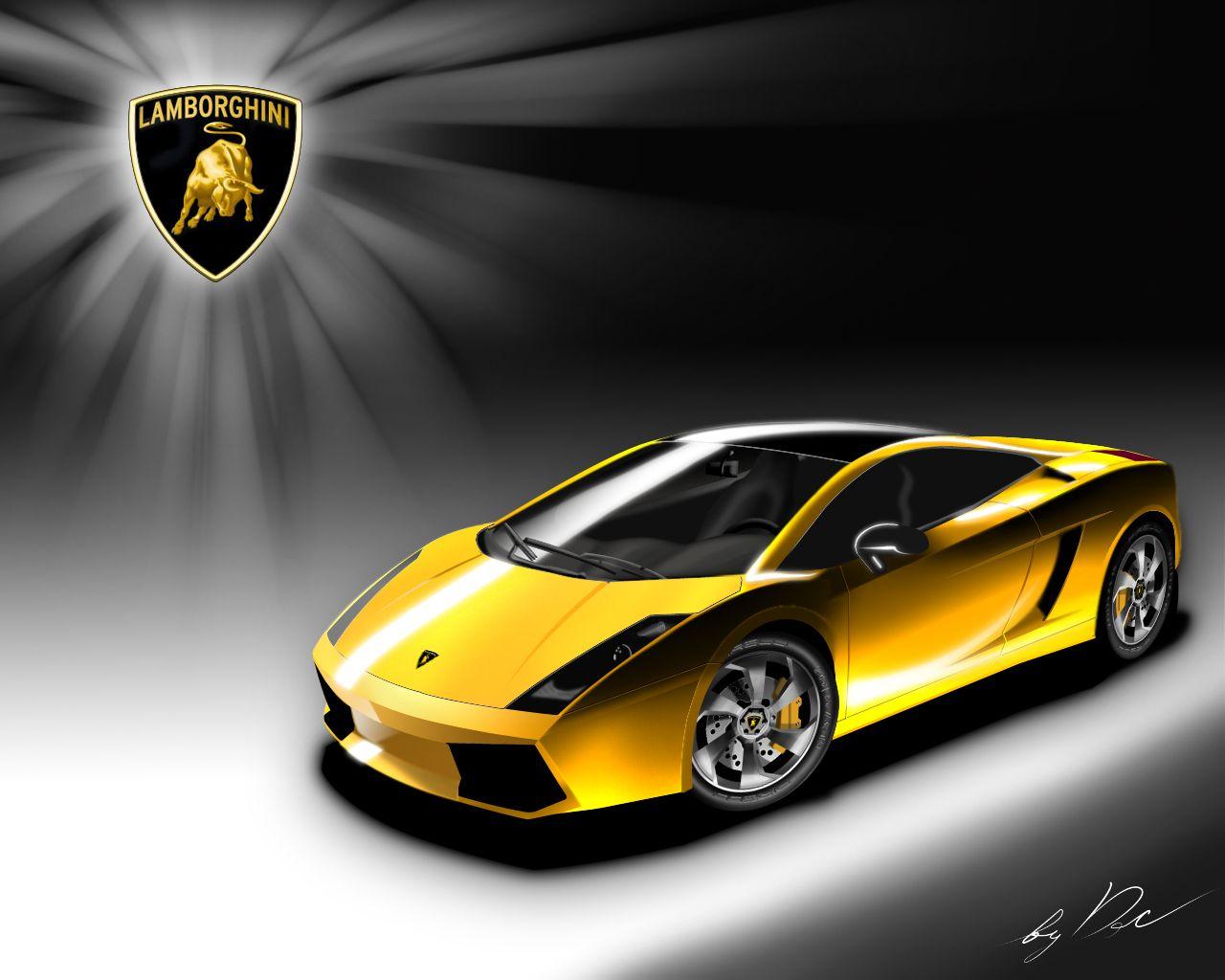 Download Gambar Wallpaper Lamborghini Bilik Wallpaper