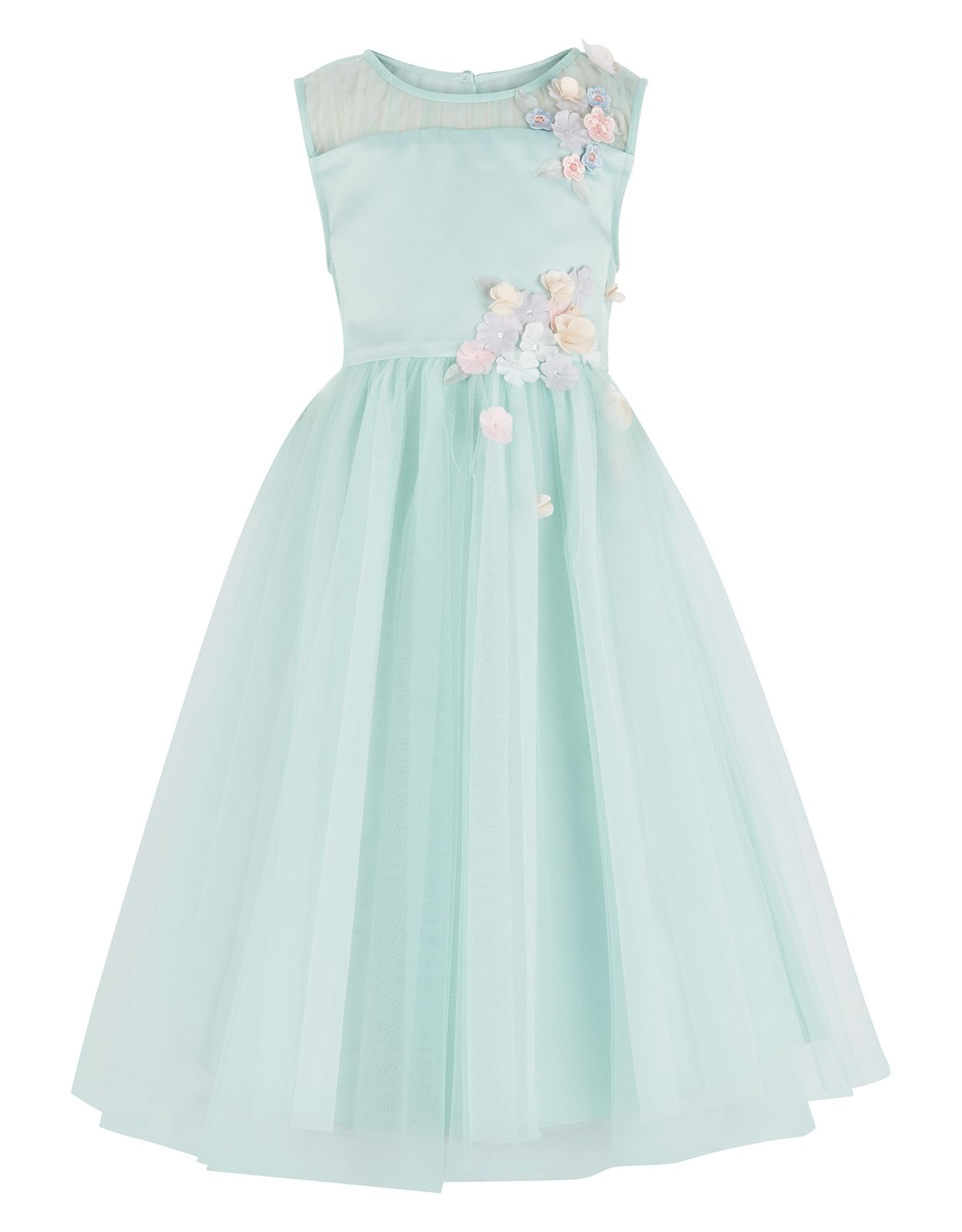 Fallon Dress | Green | Monsoon | Flower Children | Pinterest ...