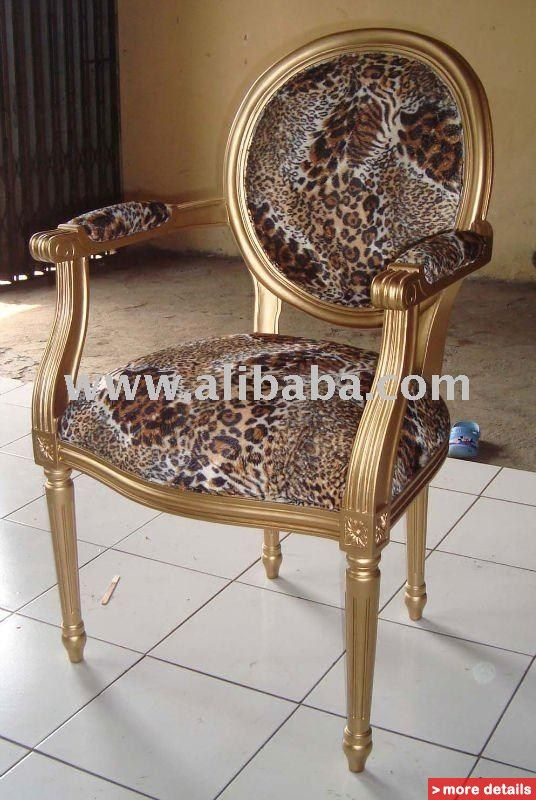 Leopard Print Furniture Images Leopard Animal Print Chair Antique