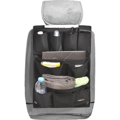 XTM Car Backseat Organiser  sc 1 st  Pinterest & XTM Car Backseat Organiser | Camping | Pinterest