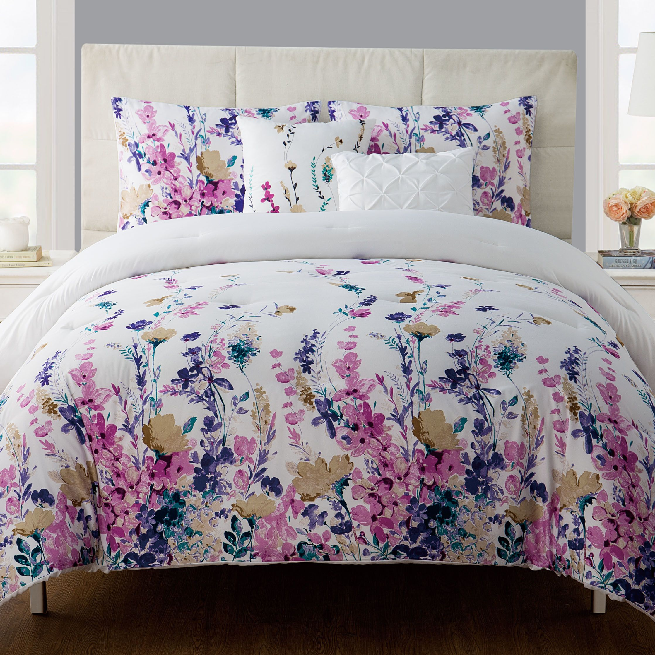 pressly comforter set  twin xl comforter and pillows - pressly comforter set