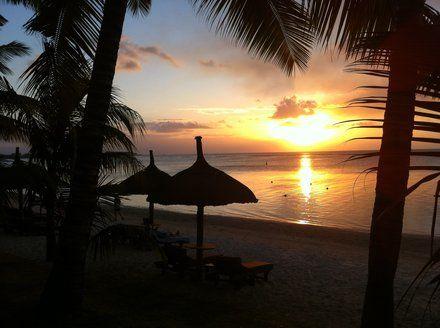 Sunset @Trou aux Biches Resort & Spa - Mauritius