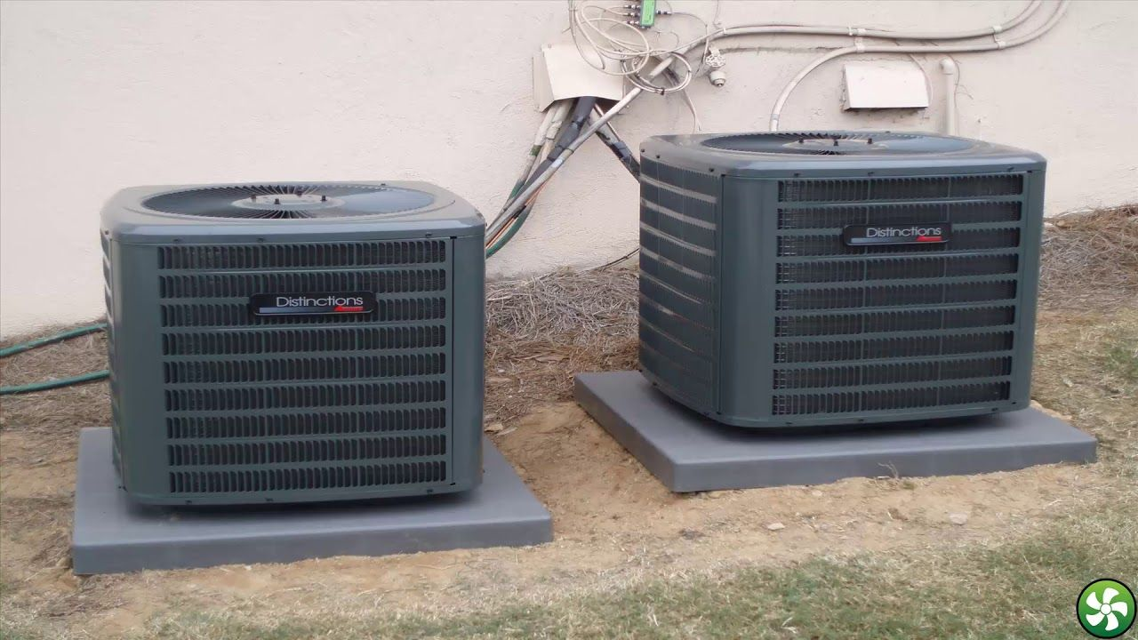 Hvac Systems Review Amana Central Air Conditioner Reviews And