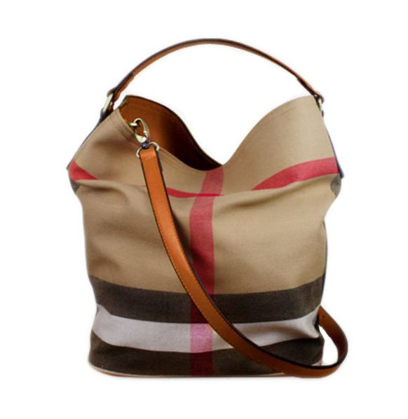 2d7a97e0635 Brown Burberry Shoulder Bags Cowhide Leather Bags Fashion Luxury Purses   Rudelyn s  Sari Sari Store