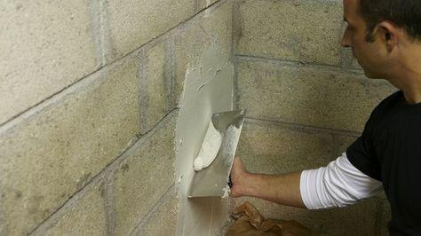 reportage  comment retirer humidité dans les murs - YouTube - comment enlever du crepi sur un mur exterieur