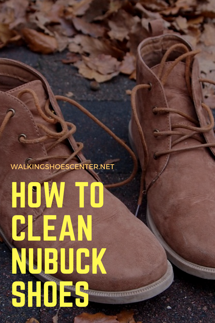 How to clean nubuck 77