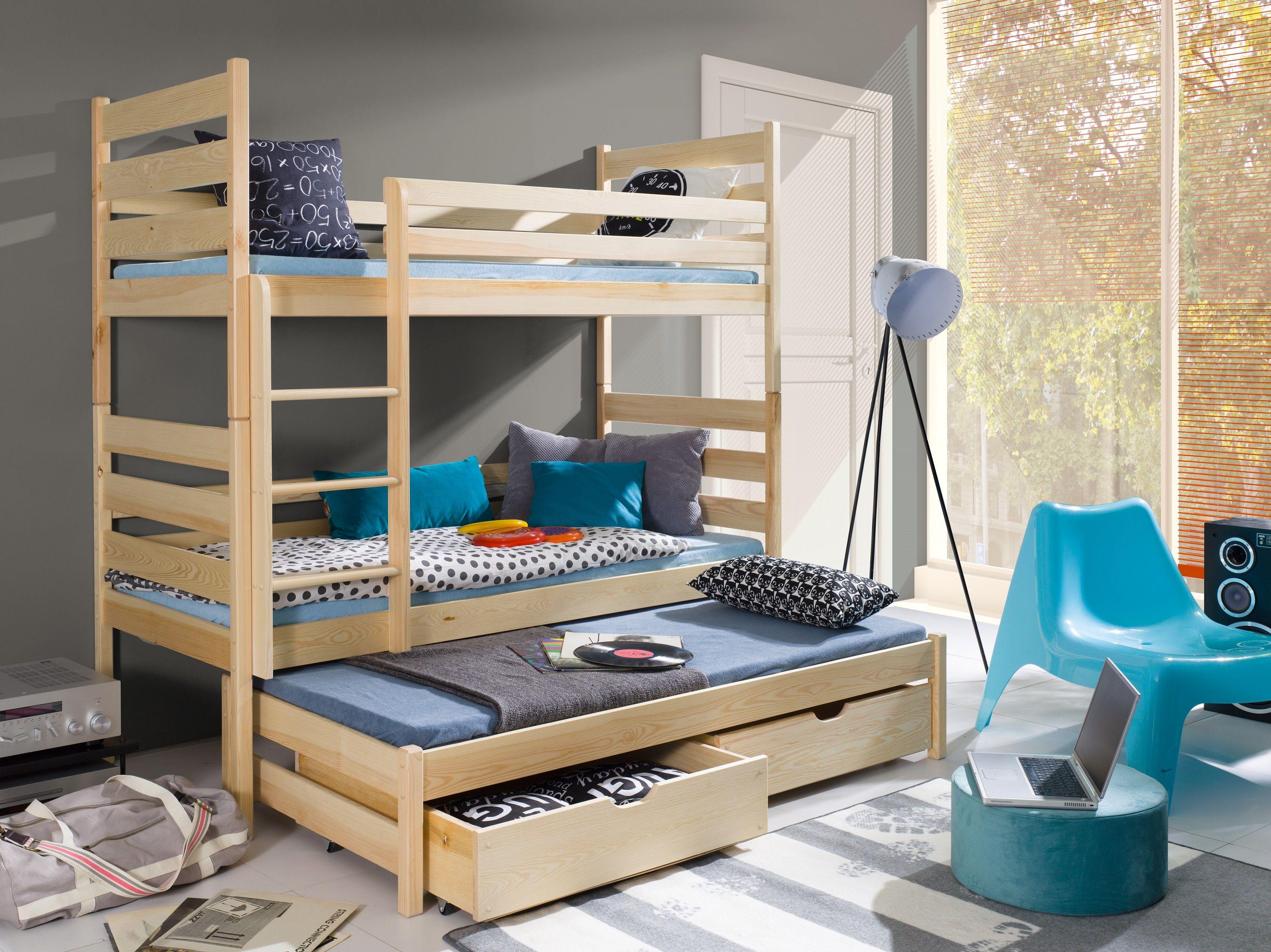 Dreier Etagenbett Wohnwagen : Etagenbett tomi deine moebel einfach einrichten house and