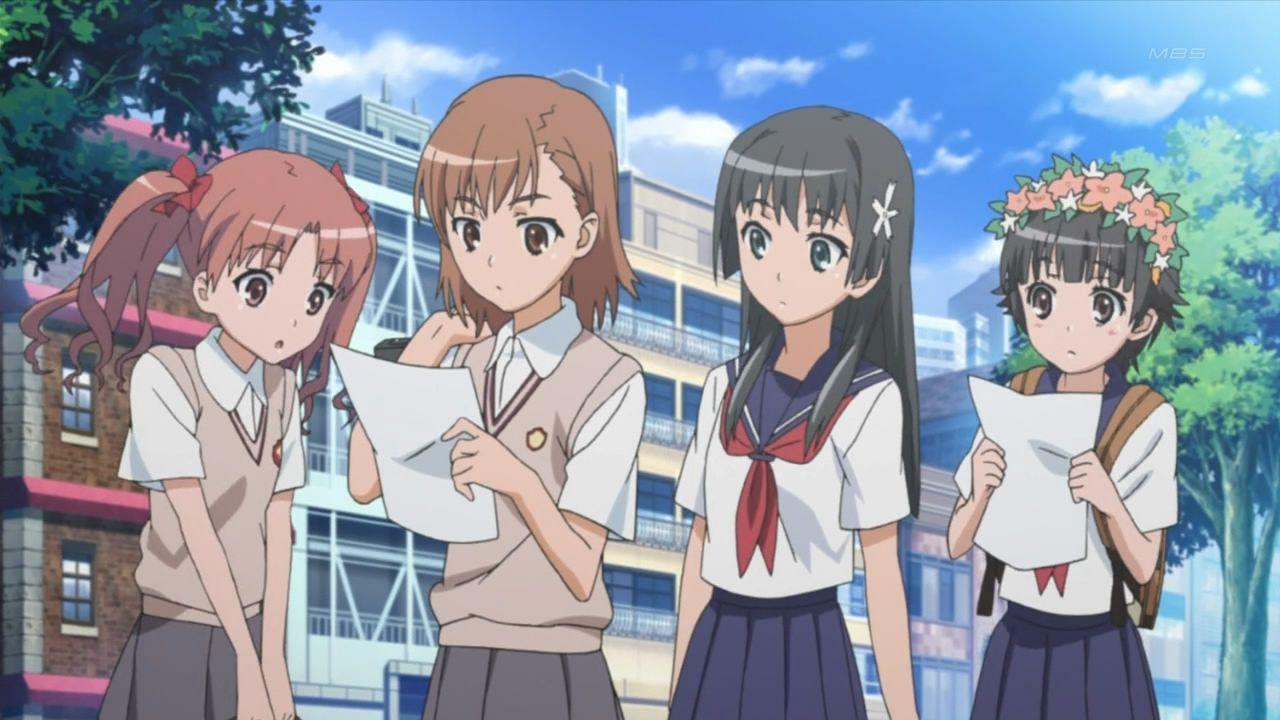 "A Certain Scientific Railgun"" TV Anime Review"