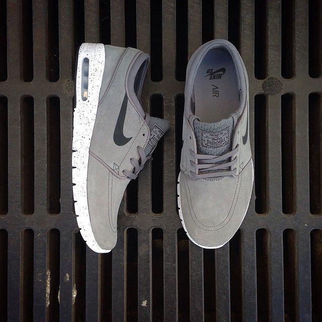 antisocialcollective: Nike SB Stefan Janoski Max L (Cool