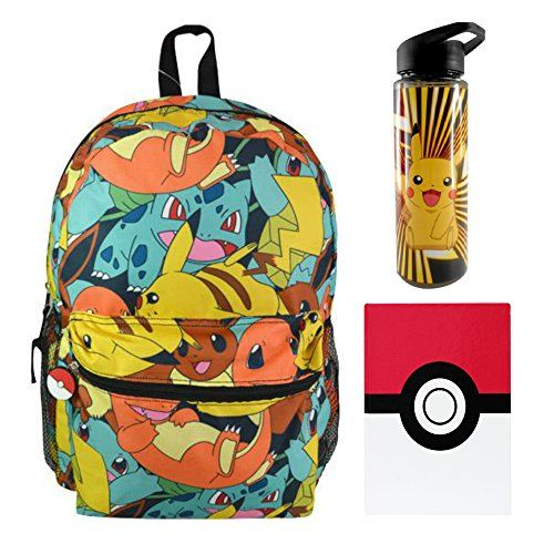 Pokémon Pikachu Character Backpack