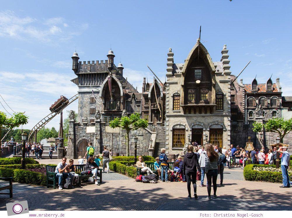 Ein Wochenende Im Ferienpark Und Freizeitpark Efteling Bosrijk