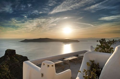 Kapari Natural Resort, Santorini.....one day......