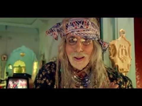 "New Ad of Amitabh Bachchan ""Tata Sky"""