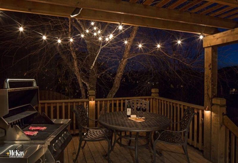 Pin On Deck Patio Landscape Lighting Ideas Mckay Lighting Omaha Nebraska