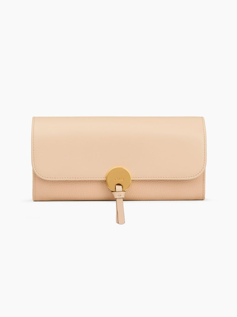 ec5fc788 Indy long wallet with flap | Chloé | Wallets for women leather ...