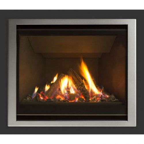 Escea Af700 High Output Fireplace Be The First To Review This Product The Af700 Gas Log Fire Is Elegant In Style Gas Fireplace Fireplace Gas Fireplace Logs