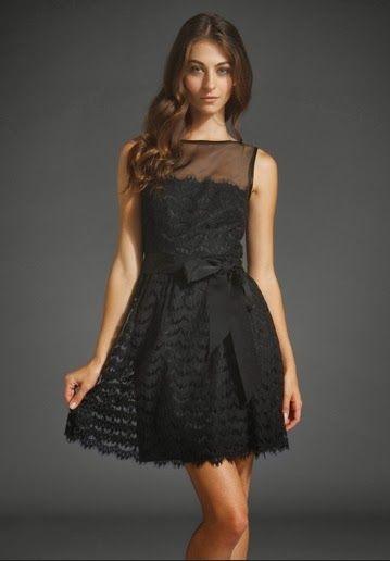 Vestidos para fiestas de noche 2014