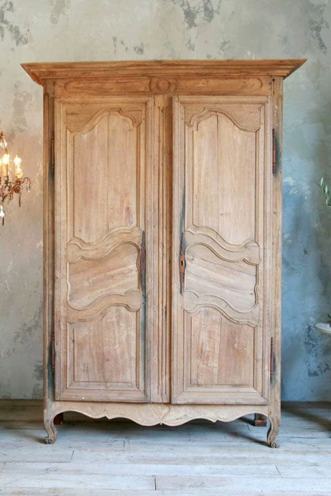 Exceptionnel Antique Gorgeous Oak Armoire From Provence C. 1780   I Soooo Want A Wardrobe !