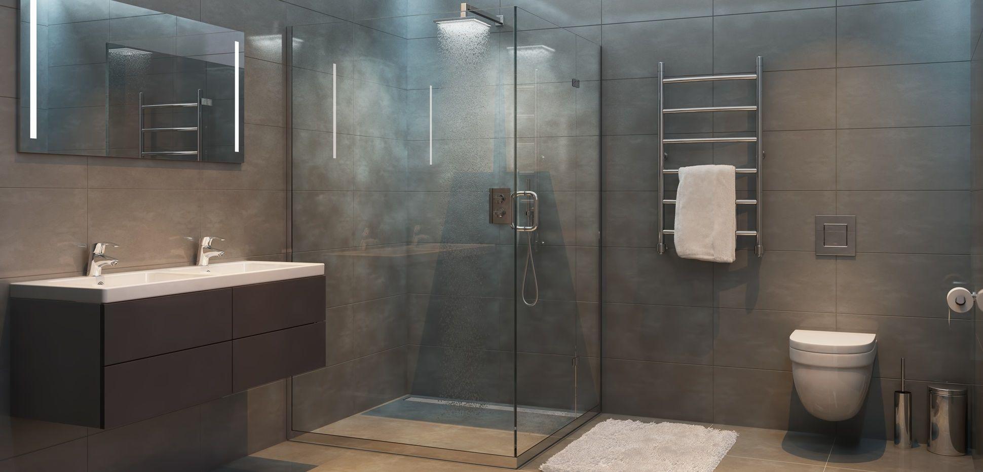 Bodengleiche Dusche nachträglich einbauen Geht das
