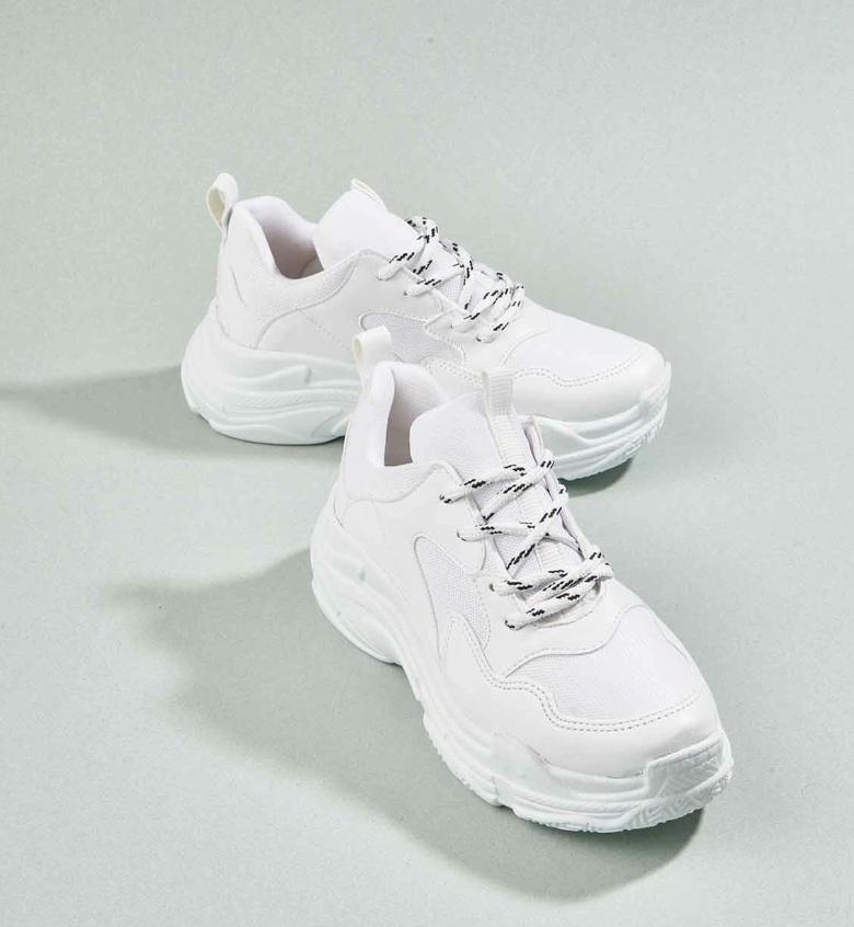 Beyaz Sneaker H0601013909 Sneaker Ayakkabilar Kadin
