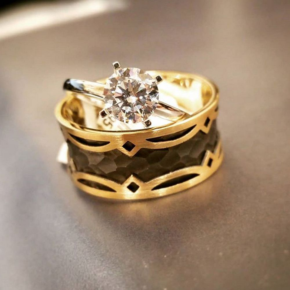 The Wedding Band Is More Than A Ring It S A Symbol Of Loyalty To Each Other In A Life Now Shared Learn M Buy Wedding Rings Wedding Rings Wedding Rings Online