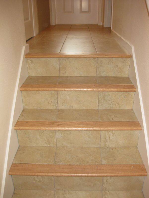 Current Pinterest Tile Stairs Foyers And