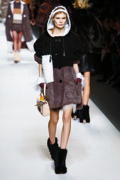Fendi Ready To Wear Fall Winter 2015