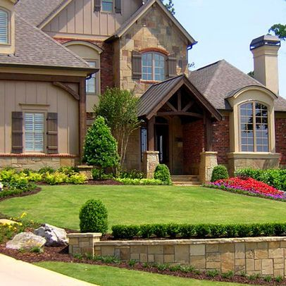 If Youu0027re Going To Build A McMansion, At Least Aim For Something Less. Front  Yard LandscapingLandscaping ...