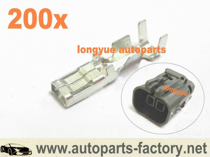 long yue oem female terminals for alternator plug