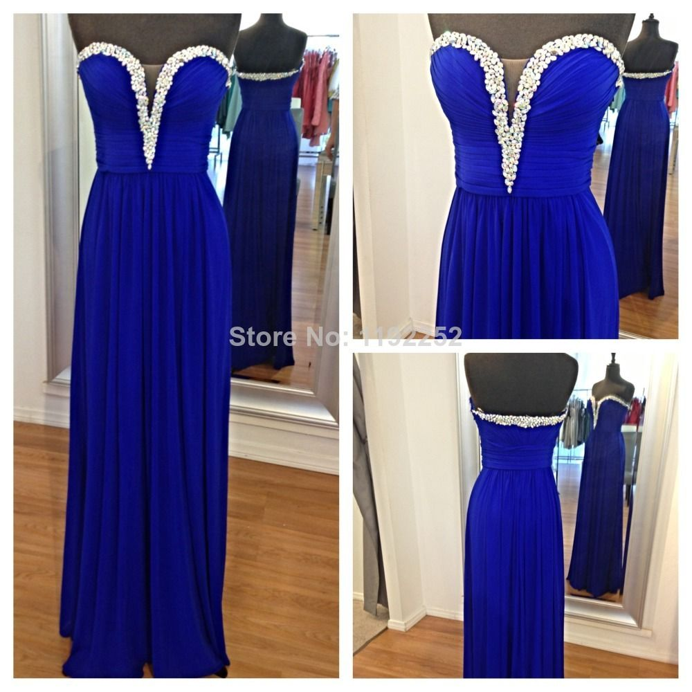 Custom made evening dresses sexy sweetheart prom dresses ankle