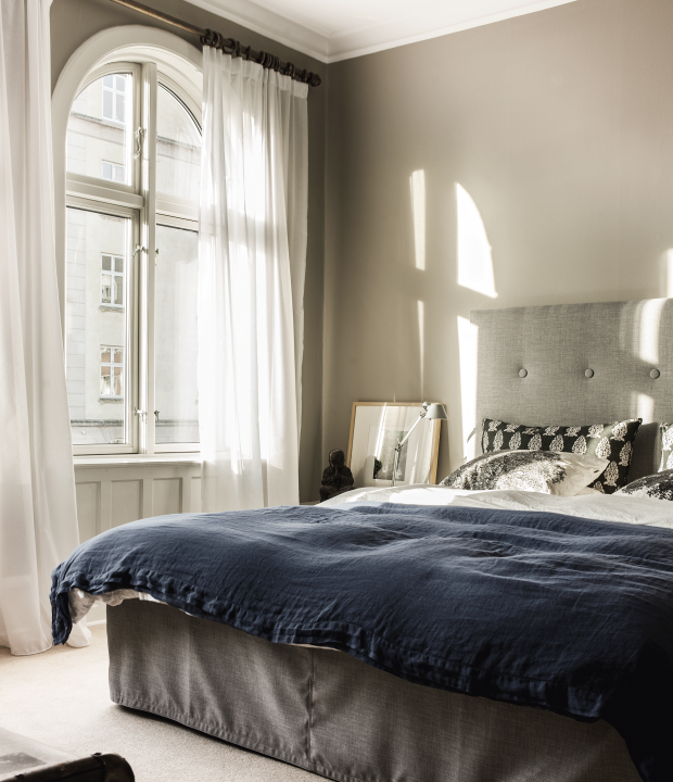25 smukke soveværelser Calming bedroom, Home, Bedroom