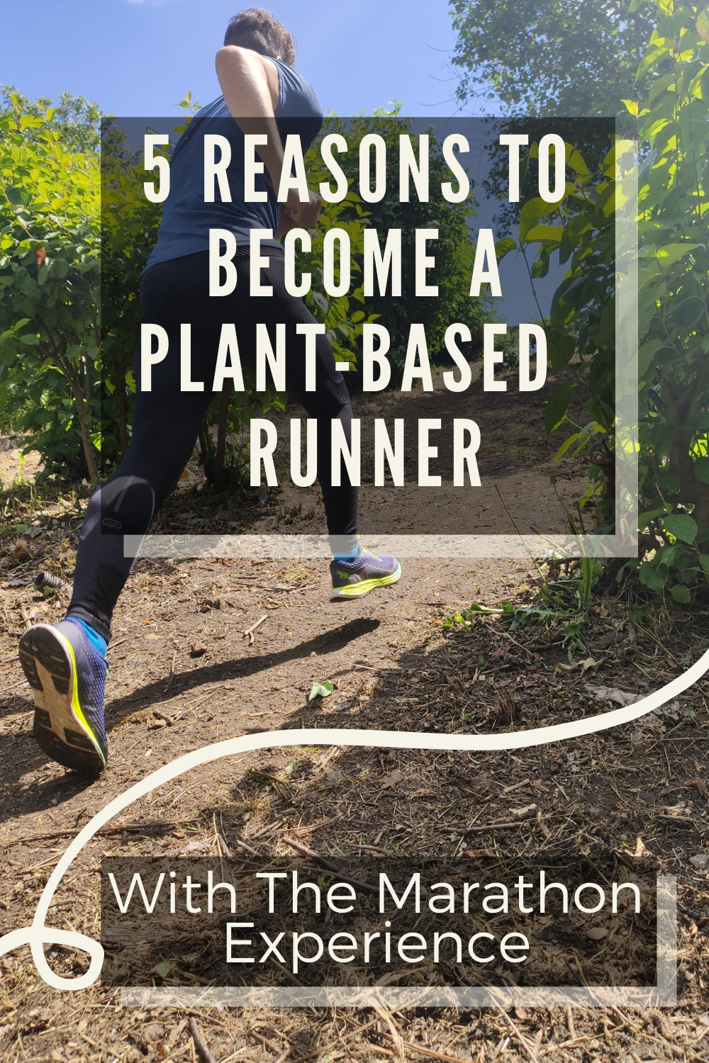 5 Reasons Why You Should Become A Plant Based Runner The Marathon Experience In 2020 Plant Based How To Become Running Tips