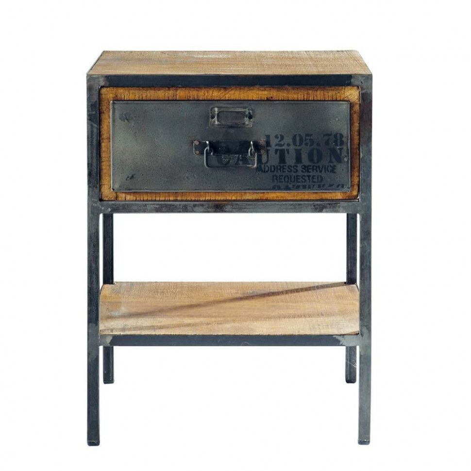 Table De Ferme Maison Du Monde   Vintage industrial furniture ...