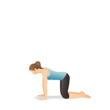 Yoga Pose Box Yoga Poses Poses Yoga For Flexibility