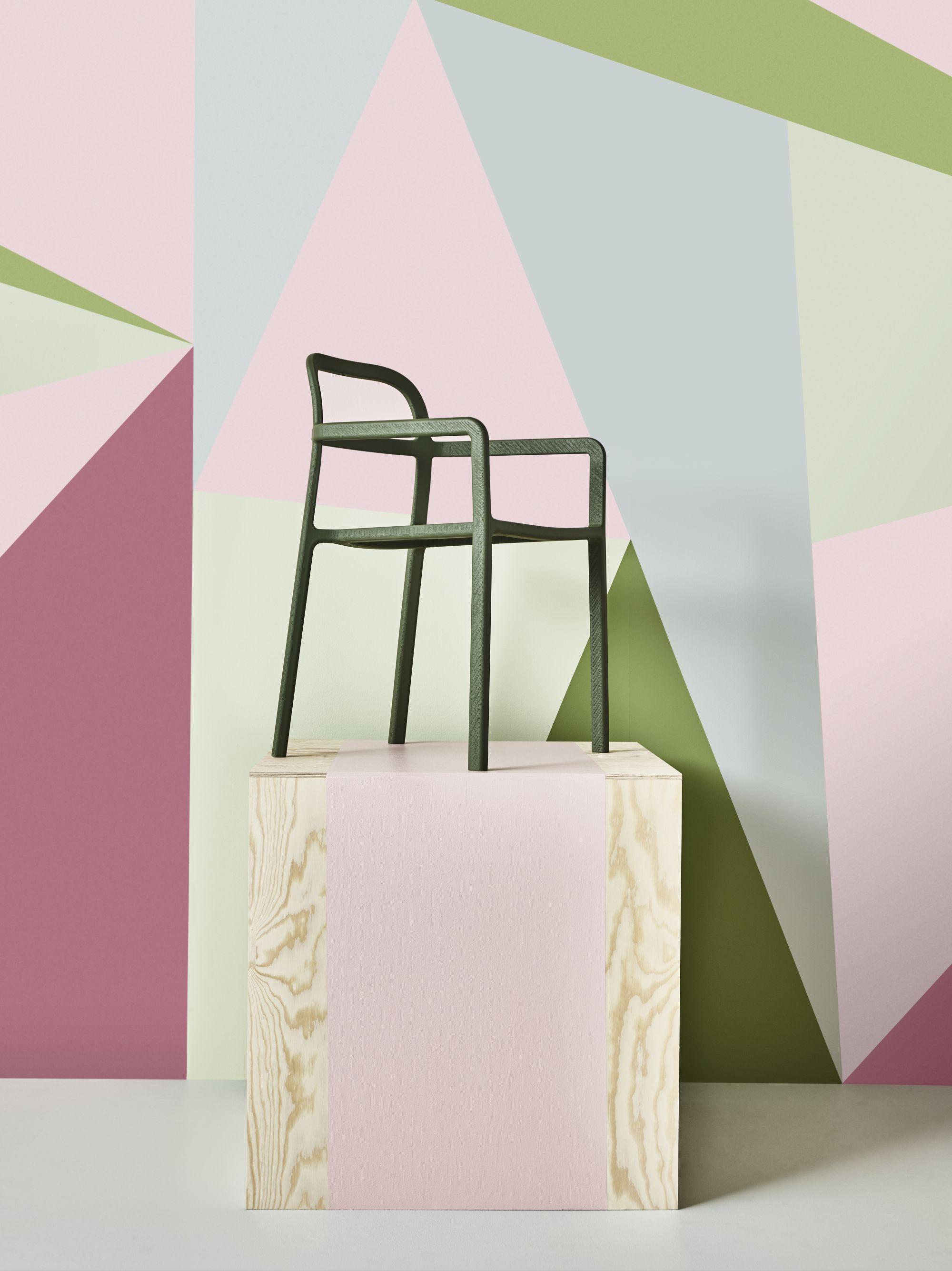 Die Stuhle Und Sessel Der Ypperlig Kollektion Entstehen Aus Einer