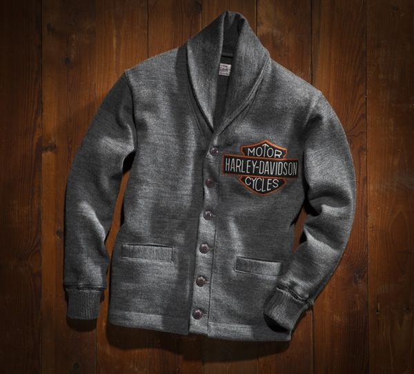 Brand New Vintage Inspired Harley Davidson Clothing Modeled
