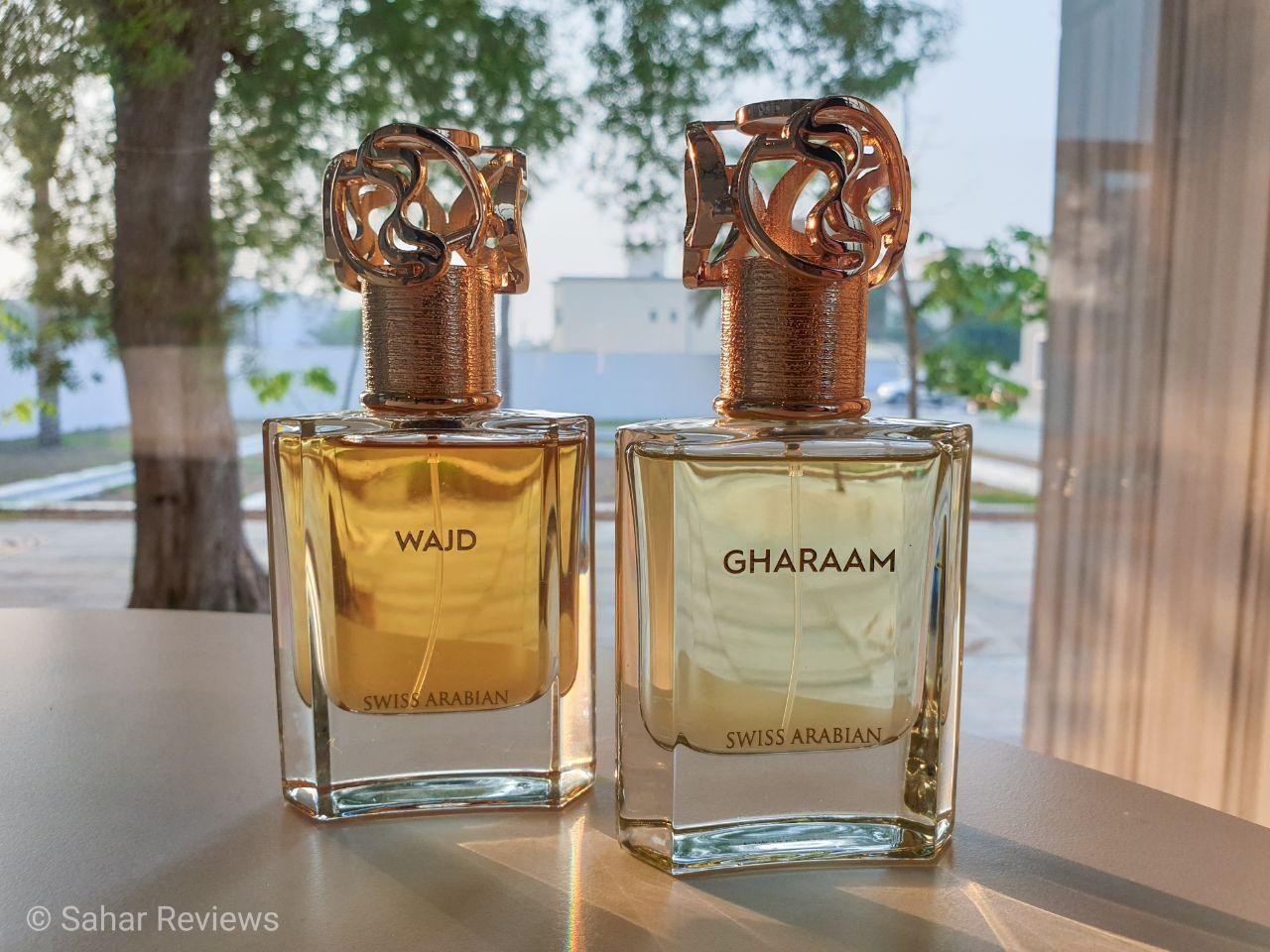 Swiss Arabian Gharaam Perfume