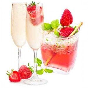Esencia Aromática de Champagne & Strawberry