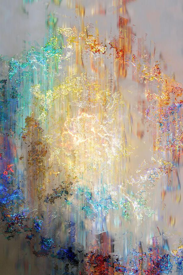 A Heart So Big - Abstract Art Painting - A Heart So Big - Abstract ...