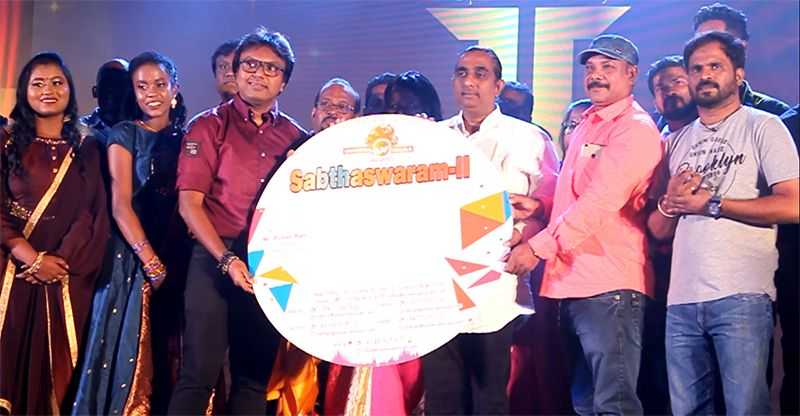 Music Director D Imman Launched Sabthaswaram 2 Album