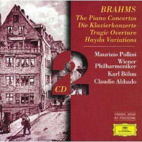 Amazon.com: Brahms: Piano Concerto No.1 In D Minor, Op.15 - 3. Rondo (Allegro non troppo): Maurizio Pollini: MP3 Downloads