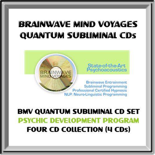 Subliminal cds for psychic development